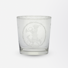 Load image into Gallery viewer, Fine Glass Beaker by Michael Powolny for Lobmeyr