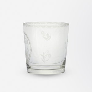 Fine Glass Beaker by Michael Powolny for Lobmeyr