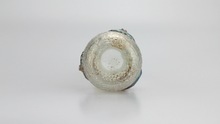 Load image into Gallery viewer, Small Loetz Nautilus Glass Vase in Candia Martele Ground - The Antique Guild