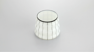 Small Bohemian Laminated Glass Vase by Loetz