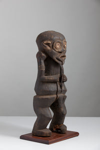 A 'Mu Po' Standing Power Figure from Cameroon - The Antique Guild