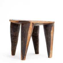 Load image into Gallery viewer, Carved Stool by the Nupe People of Nigeria - The Antique Guild