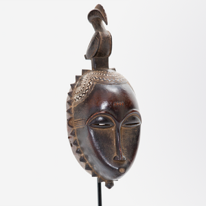 Late 19th Century Yaure Mask - The Antique Guild