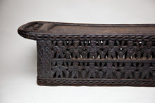 Load image into Gallery viewer, West African Carved Bed by the Bamileke People - The Antique Guild