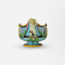 Load image into Gallery viewer, Minton Majolica Centrepiece