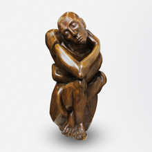 Load image into Gallery viewer, Carved Timber Figure