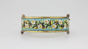 Micromosaic Day and Night Bracelet - The Antique Guild
