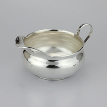 Load image into Gallery viewer, Coin Silver Milk Jug by Florentina - The Antique Guild