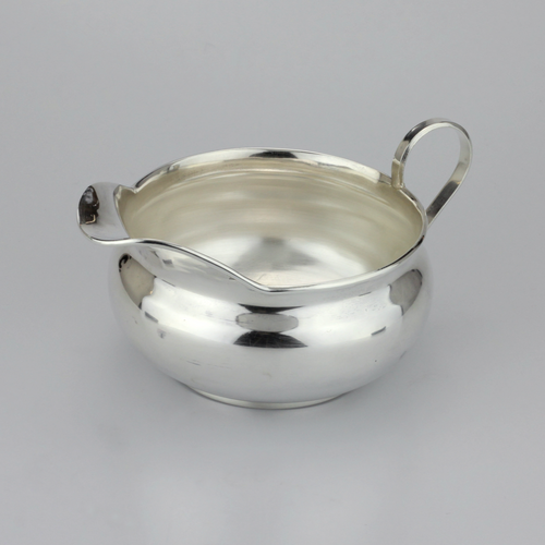 Coin Silver Milk Jug by Florentina
