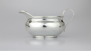 Coin Silver Milk Jug by Florentina - The Antique Guild