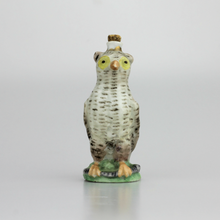 Load image into Gallery viewer, Porcelain Owl Scent Bottle - The Antique Guild