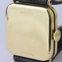 Load image into Gallery viewer, 1920s Gold Patek Philippe Geneve Wristwatch