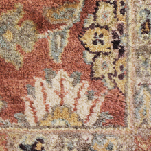 Load image into Gallery viewer, Handmade Persian Pile Rug in Warm Tones