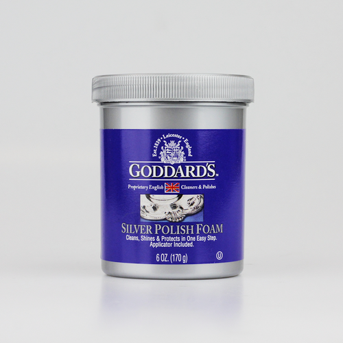 Goddard's Silver Polishing Foam