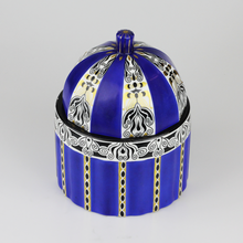 Load image into Gallery viewer, Lidded Porcelain Jar by Fraureuth