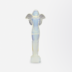 Sabino Opalescent Glass Figure L'Egyptienne