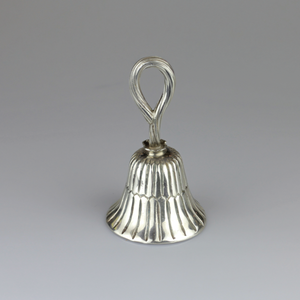Small Sterling Silver Bell by Sanborns