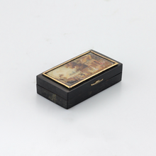 Load image into Gallery viewer, Tortoiseshell Snuff Box - The Antique Guild
