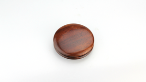 Mahogany Mourning Snuff Box - The Antique Guild