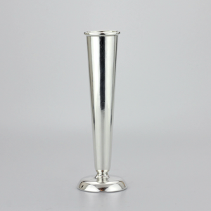Modernist Sterling Vase by Sanborns - The Antique Guild