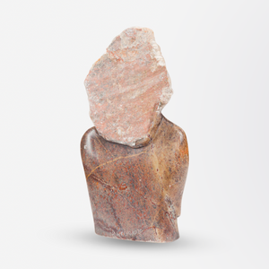 Abstract Stone Sculpture by the Shona People of Zimbabwe