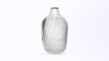 Load image into Gallery viewer, Large Art Deco Acid Etched Glass Vase by Andre Delatte