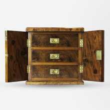 Load image into Gallery viewer, 19th Century Walnut Humidor