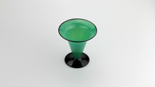 Load image into Gallery viewer, Art Deco Tango Glass Vase in the Ikora Range by W.M.F - The Antique Guild