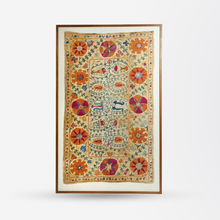 Load image into Gallery viewer, Early 19th Century Handwoven Nurata Suzani