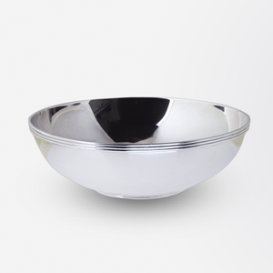 Sterling Silver Modernist Bowl by Tiffany & Co.