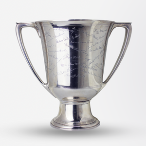 Sterling Silver Loving Cup by Tiffany & Co.