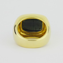 Load image into Gallery viewer, Italian Tourmaline Ring