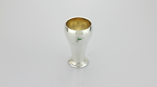 Load image into Gallery viewer, Sterling and Enamel Swedish Trophy - The Antique Guild