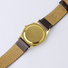 Load image into Gallery viewer, 18kt Gold Ultra Thin Wristwatch by Vacheron & Constantin