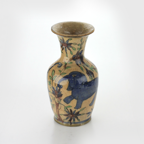 19th Century Persian Vase - The Antique Guild