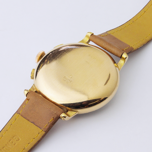 18kt Gold Men's Wristwatch by Zelus