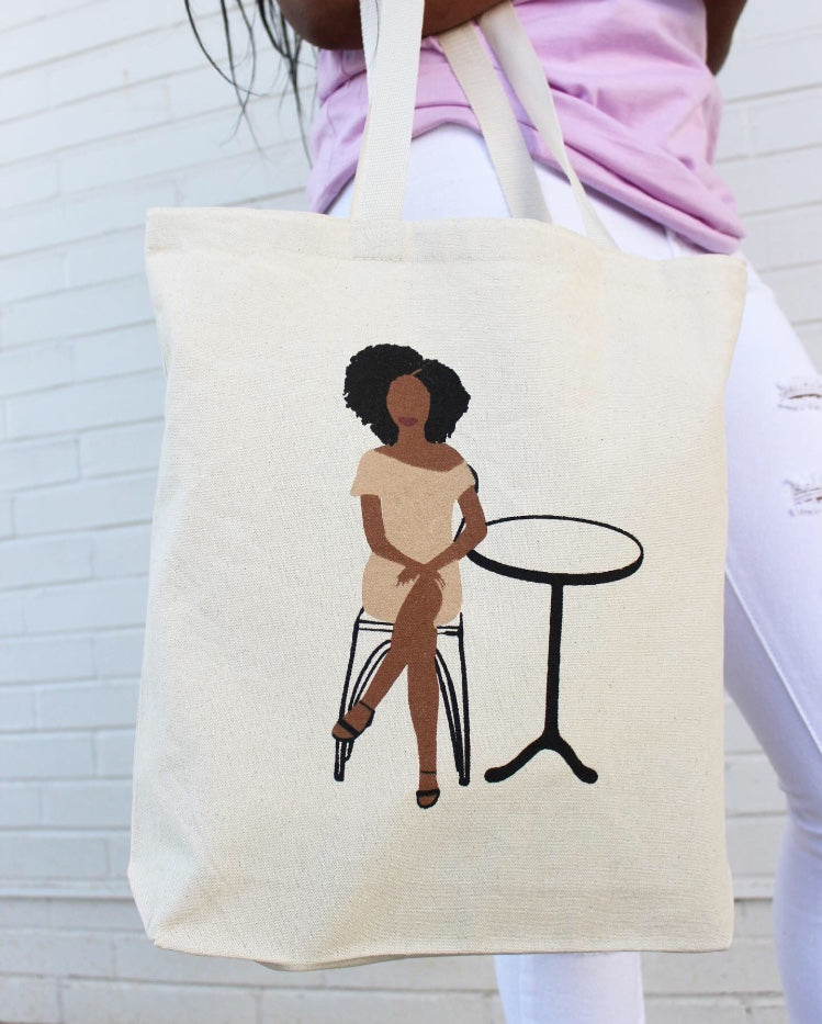 CONFIDENCE AT THE TABLE TOTE