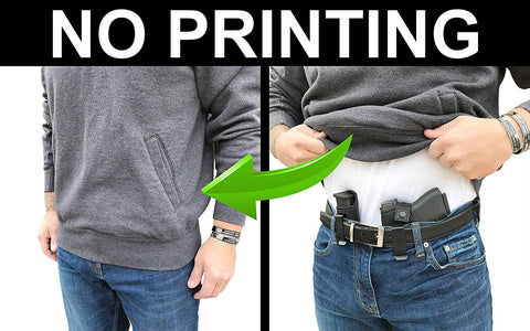 holster fits like a glove