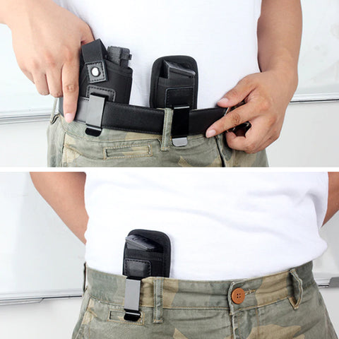 best way to carry spare magazine