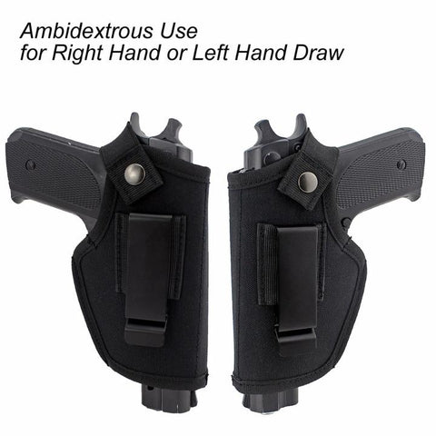 Holster right hand left hand use