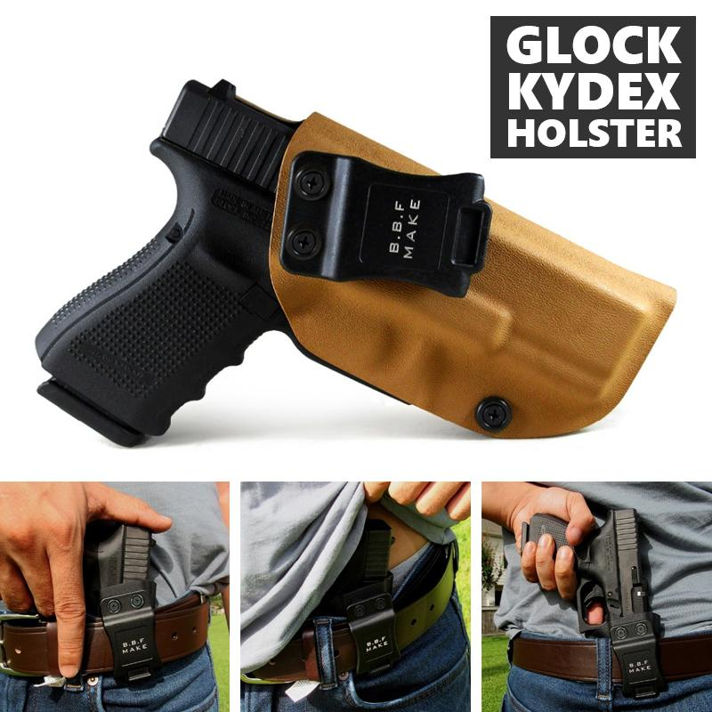 TrueFIT™ Glock IWB KYDEX Holster - Holsters Shop