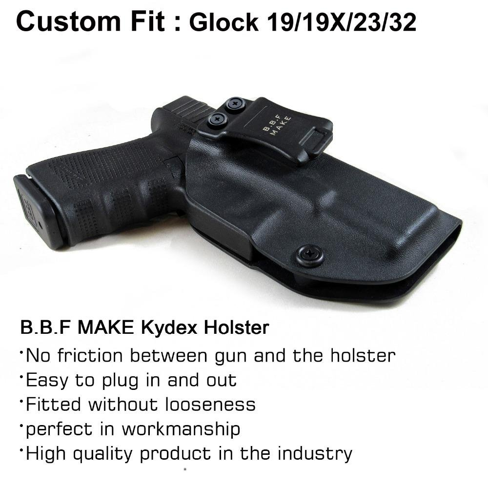 kydex holsters glock 19