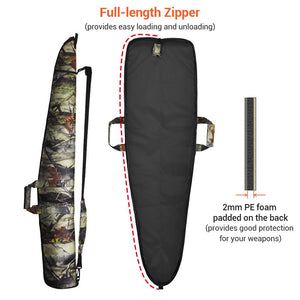 hunting rifle scabbard
