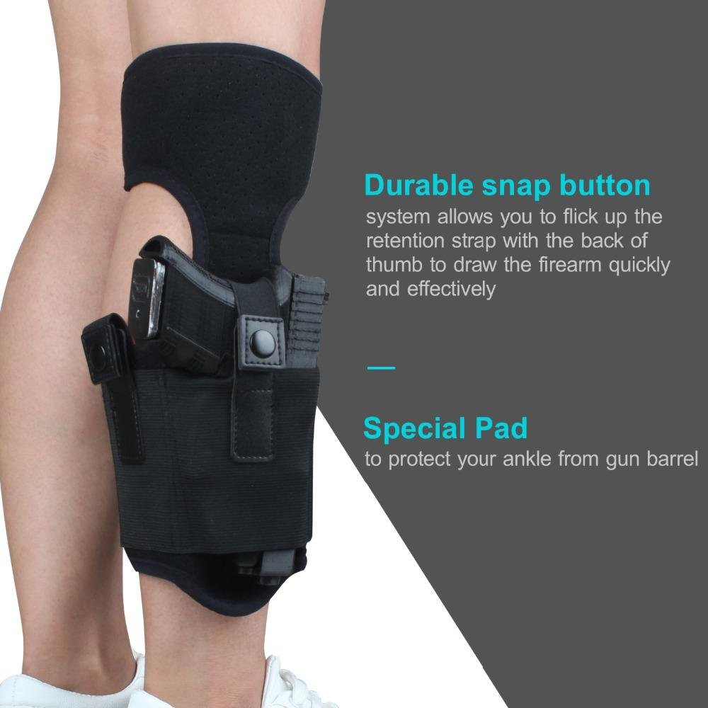 TrueFIT™ Universal Ankle Holster - Holsters Shop