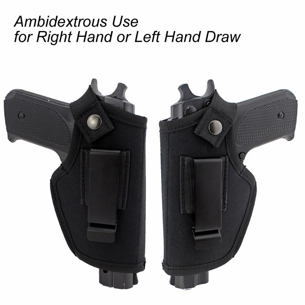 right hand left hand draw Universal Holster