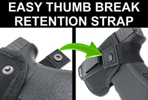 Holsters Shop retention strap