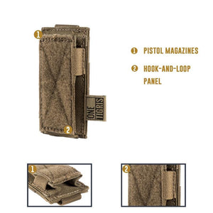 Universal Magazine Pouch - Holsters Shop