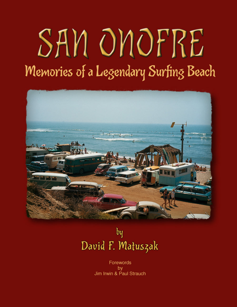 SAN ONOFRE BOOK