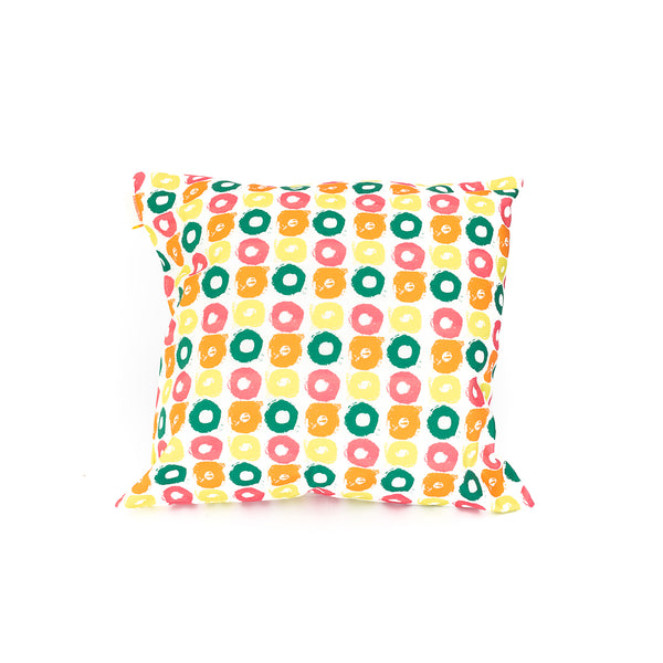Zest Print Cushion Cover