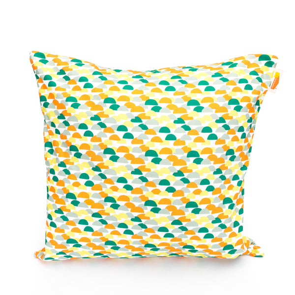 Zest Segment Print Cushion Cover
